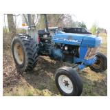 Ford Tractor 516 Hrs.