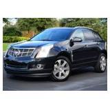 2012 Cadillac 36K