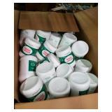 new on use 1 gallon plastic jugs