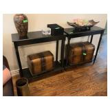 2PC MATCHING ACCENT TABLES