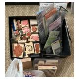 LOT OF STAMPIN UP STAMPS