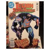 LEGION OF SUPER HEROES COMIC BOOOK KEY