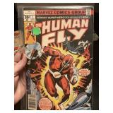 #1 THE HUMAN FLY COMIC BOOK KEY ISSUE