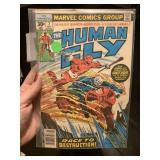 THE HUMAN FLY COMIC BOOK #2