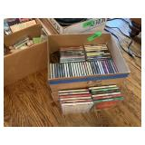 LARGE LOT OF CDS / MEDIA ITEMS