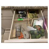 CONTENTS OF DRAWER