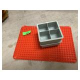 LOT OF SILICONE MATS BAKING MOLDS