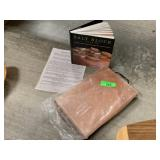 SALT BLOCK COOKING W BOOK