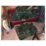 LARGE LOT OF CHRISTMAS / GARLAND