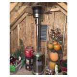 ELECTRIC PROPANE OUTDOOR PATIO HEATER