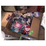LOT OF TY BEANIE BABIES AND MORE