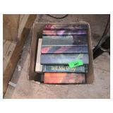 LOT OF HARRY POTTER BOOKS