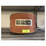 VTG STETSON HAT BOX