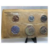 1964 PROOF COIN SILVER SET