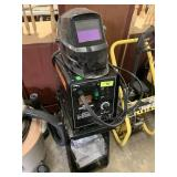 CHICAGO ELECTRIC WELDING SYSTEM W HOOD