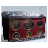 1974 US MINT PROOF COIN SET