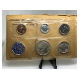 1964 US MINT SILVER PROOF COIN SET