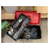 TOOLBOX W CHAINS AND MORE