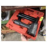 CRAFTSMAN AIR NAILER GUN W CASE