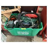LARGE LOT OF ELECTRIC CORDS