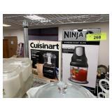 CUISIANRT FOOD PROCESSOR / NINJA BLENDER