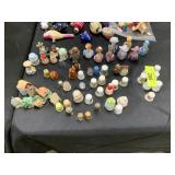 LARGE LOT OF THIMBLES WOW