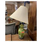 GREEN ACCENT LAMP