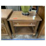 ACCENT TABLE W DRAWER