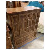 BASSETT ARMOIRE / CHEST OF DRAWERS