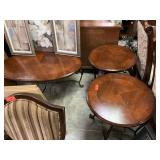 3PC MATCHING COFFEE TABLE / END TABLES