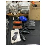 LOT OF MISC ELECTRONICS / DECOR