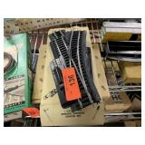 2PC MARX TRAIN SWITCH SET / TRACK