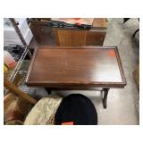 VTG WOOD COFFEE TABLE