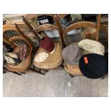 LOT OF VTG HATS / TURBAN / FEZ MORE