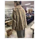 MADE IN GREECE FUR COAT