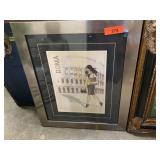 ROMA FRAMED WALL DECOR