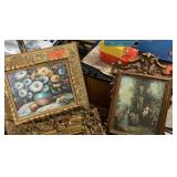 2PC ART LOT / PRETTY FRAMES