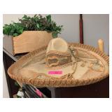 AUTHENTIC MEXICAN SOMBRERO HAT