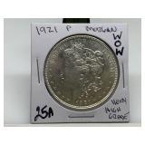 1921 MORGAN SILVER DOLLAR GORGEOUS COIN