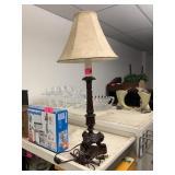 NEOCLASSICAL TABLE LAMP