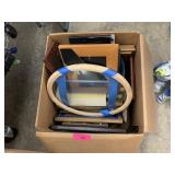 LARGE BOX OF FRAMES