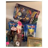 LOT OF TOYS / ACTION FIGURES / DRAGONBALL Z