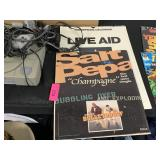 LIV AID CALENDAR / VTG BILLBOARD MAGAZINE