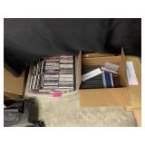 LOT OF CDS AND CASES