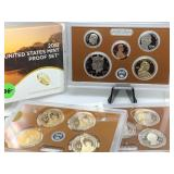 2013 US MINT PROOF COIN SET