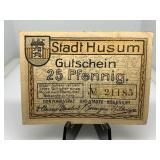 VTG GERMAN CURRENCY NOTE