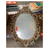 LARGE VTG SYROCO MIRROR