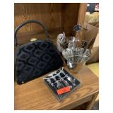 LOT OF MSC HANDBAG / BARWARE