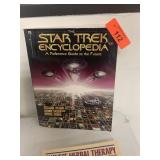 STAR TREK ENCYCLOPEDIA BOOK