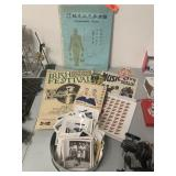 LOT OF MISC PHOTOS / PAPER EPHEMERA / MORE